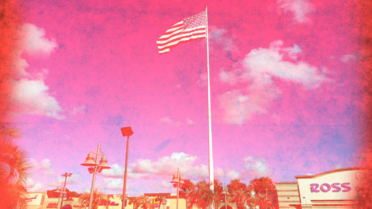 uptown-station-flagpole