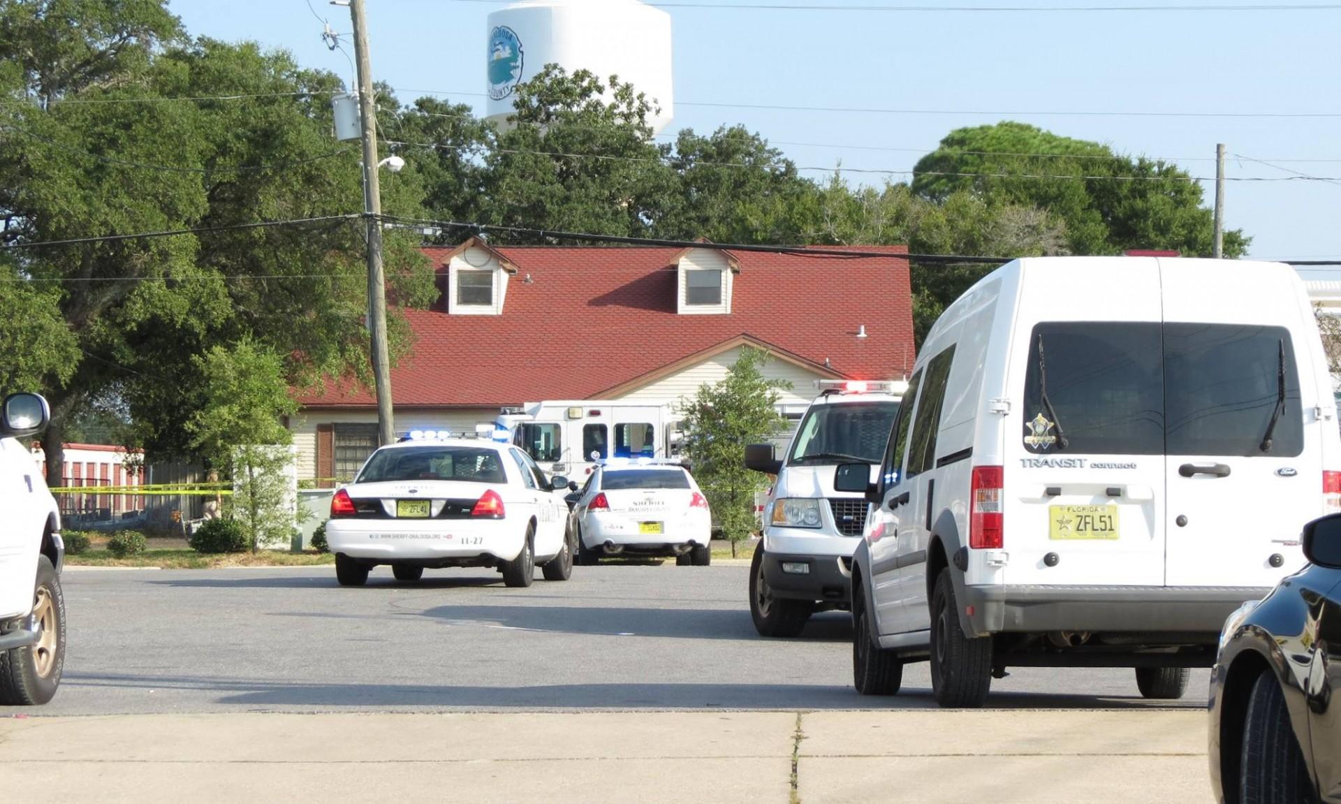 Okaloosa County Sheriff's Deputy Shot In Shalimar, FL – UPDATED