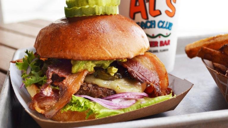 Al's Beach Club to film Food Paradise