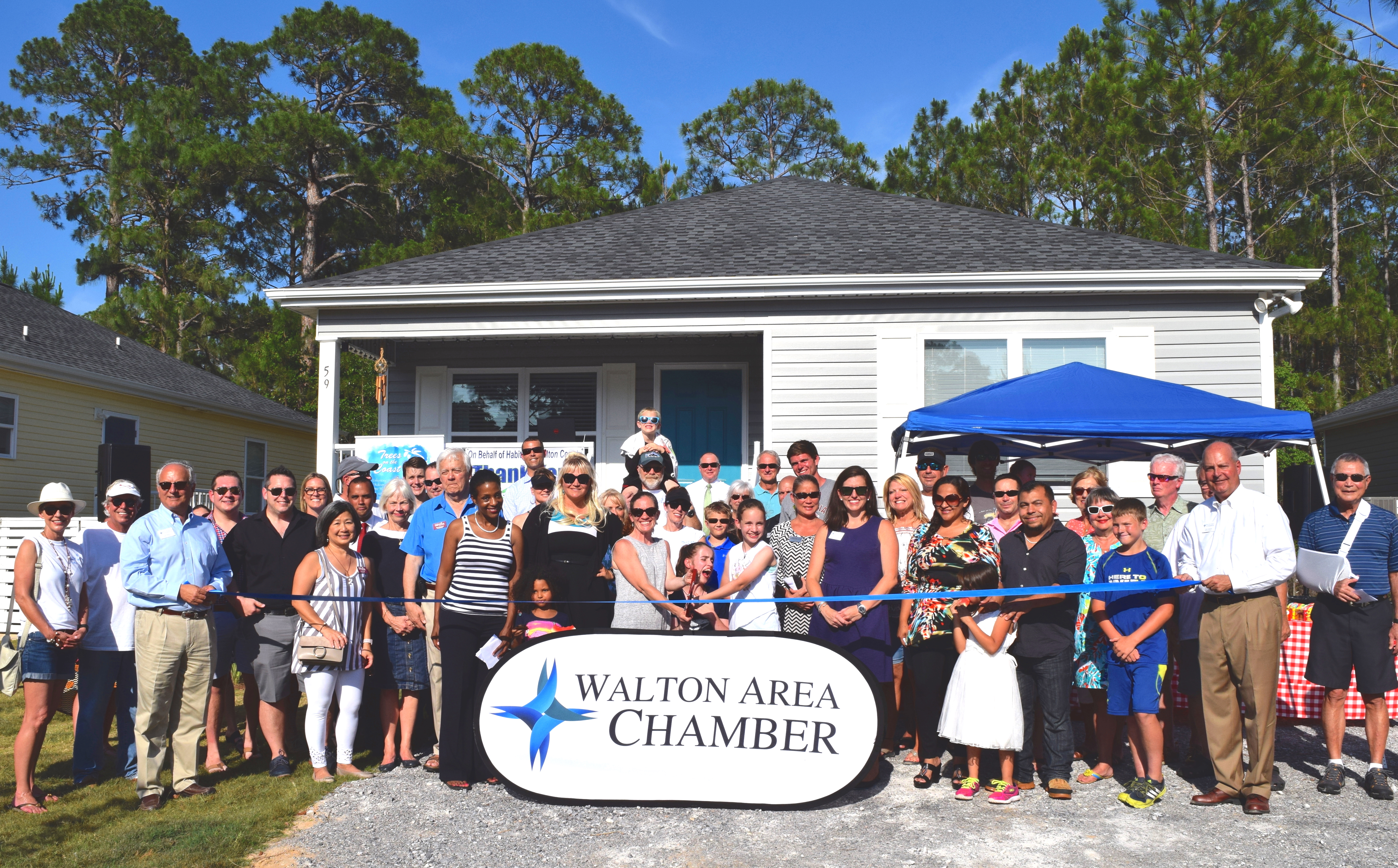 Habitat Walton County Celebrates Milestones and Announces Home Builds