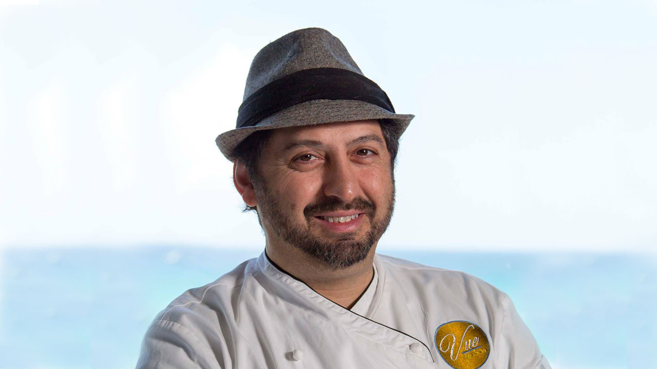 Chef At Vue 30a Giovanni Filippone Is Back For Hell S