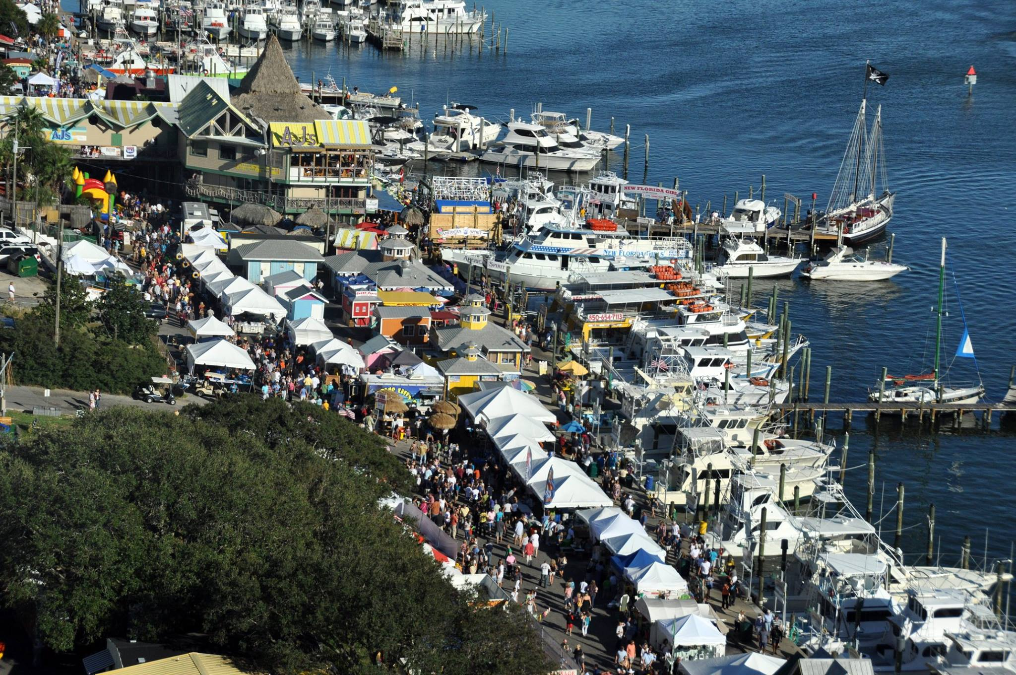 Destin Seafood Festival Is Cancelled