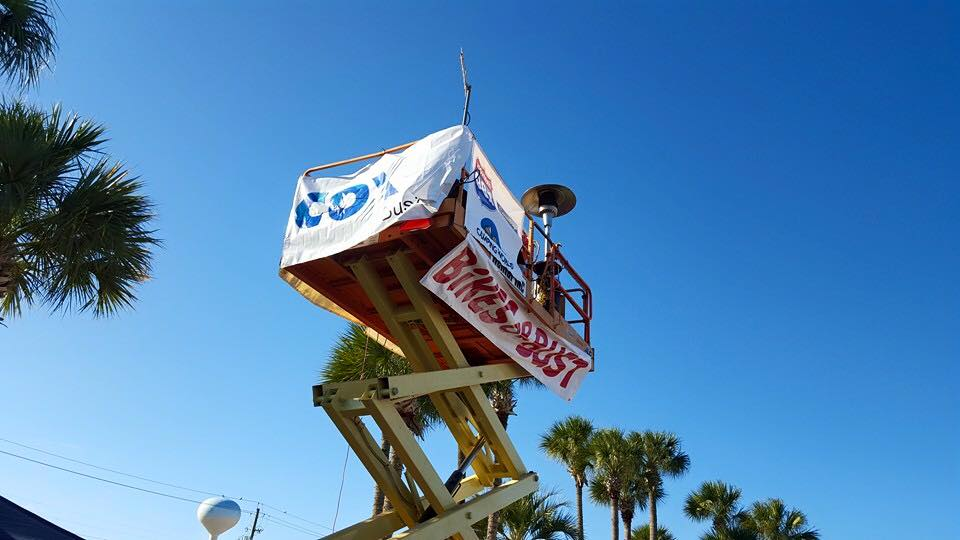 Bikes Toys For Tots Or Bust : Bikes or bust celebrates seventh year in fort walton beach