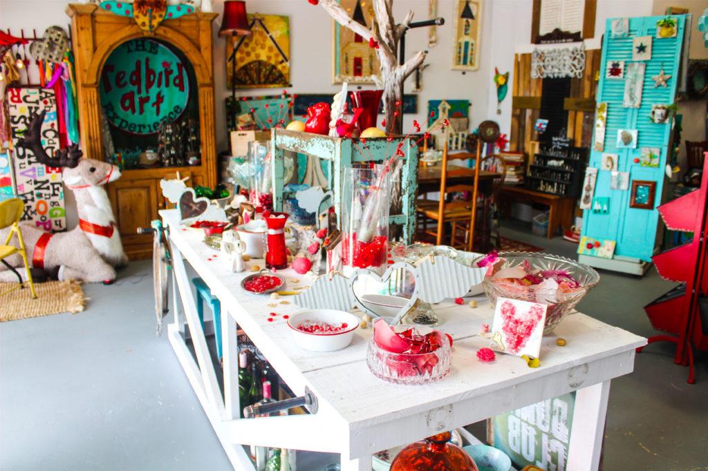 The Redbird Art Experience Destin FL