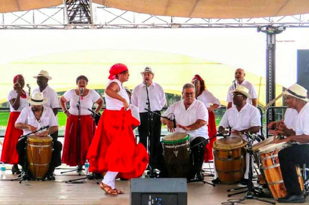 Latin Salsa Music Festival