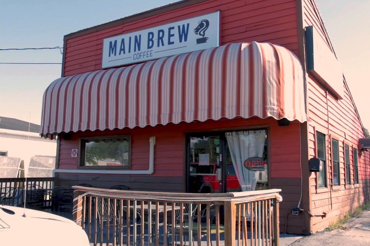 Main Brew Coffee in Fort Walton Beach