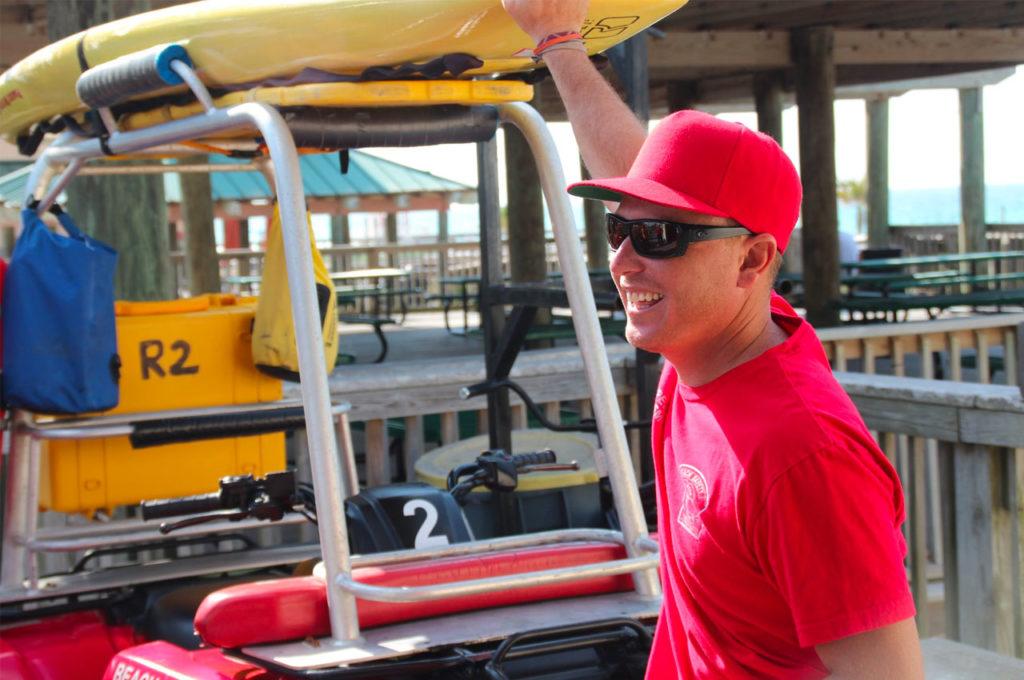 Okaloosa County's Junior Lifeguard Program