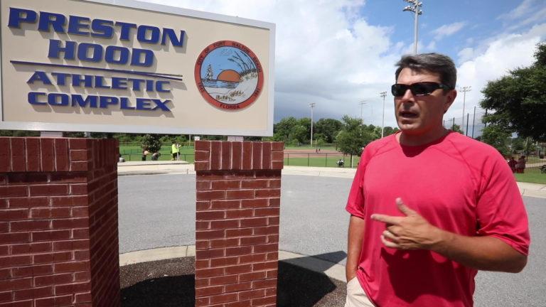 Jeff Peters - City Fort Walton Beach Athletic Complex
