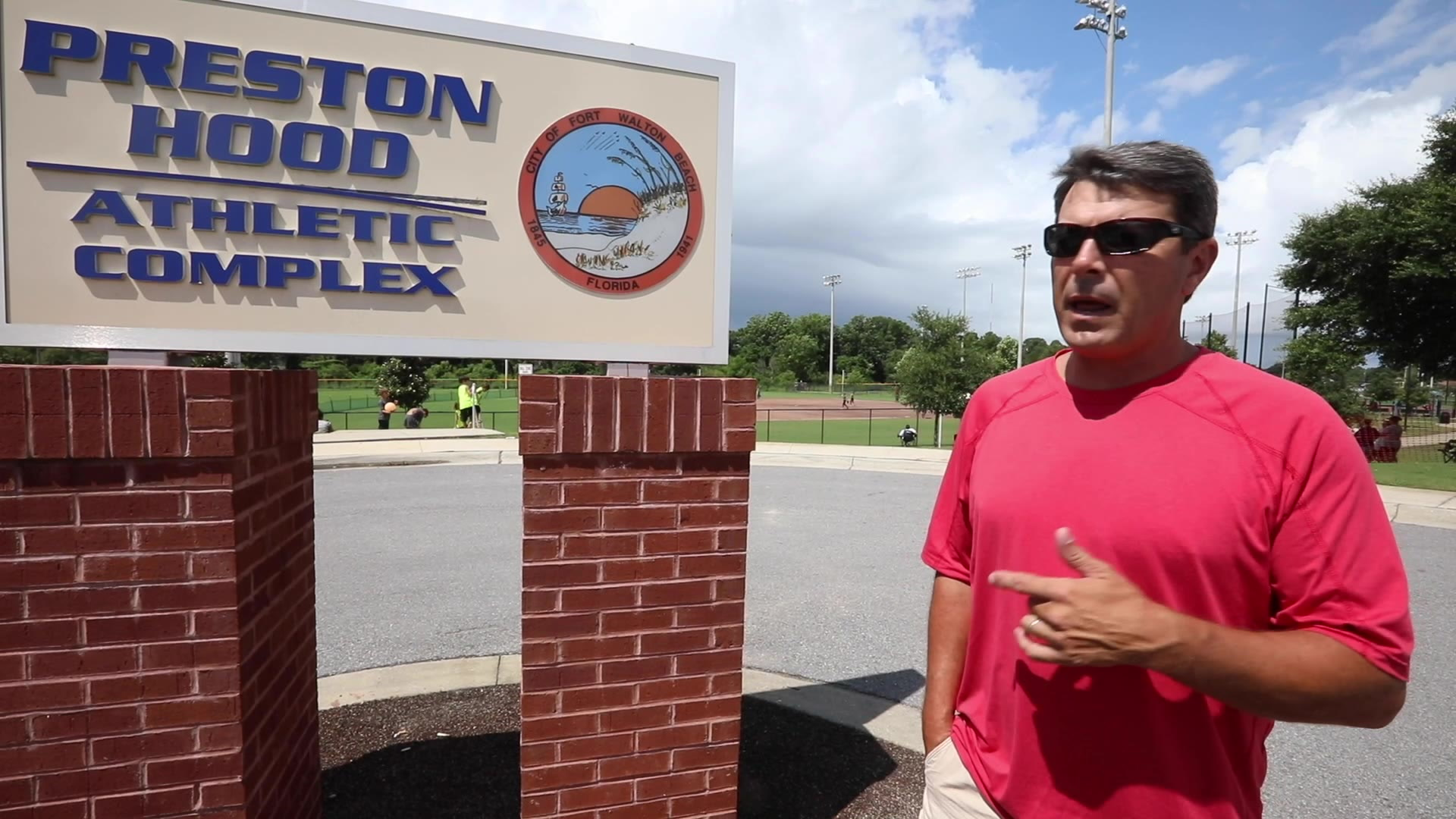 Jeff Peters - City Fort Walton Beach Athletic Complex