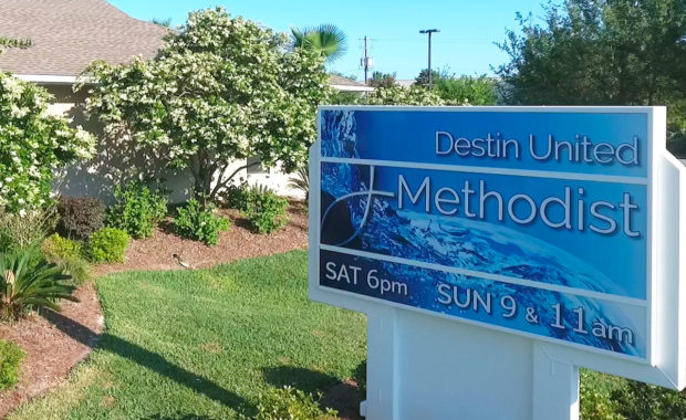 Destin High School buys church campus