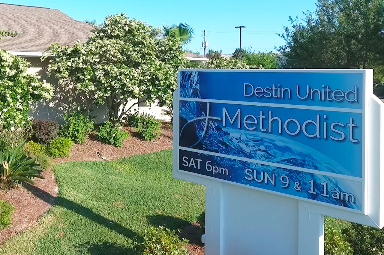 Destin High School buys church campus