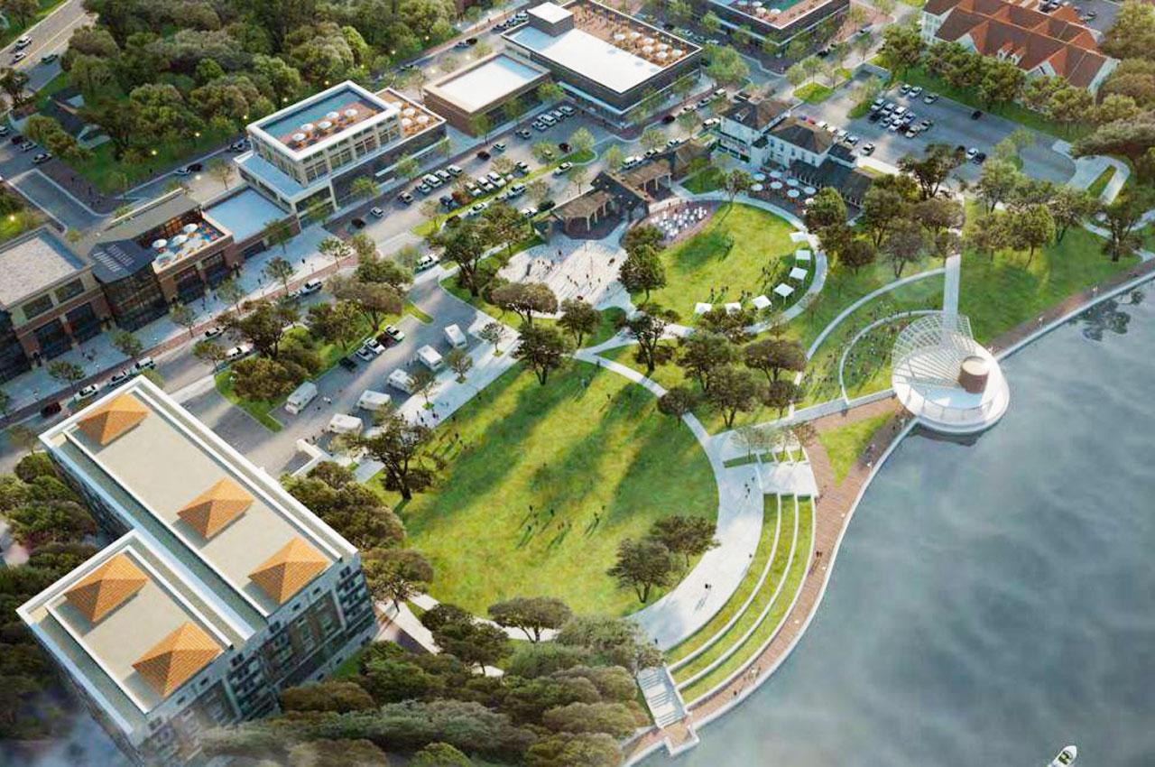 Fort Walton Beach Landing renovation project