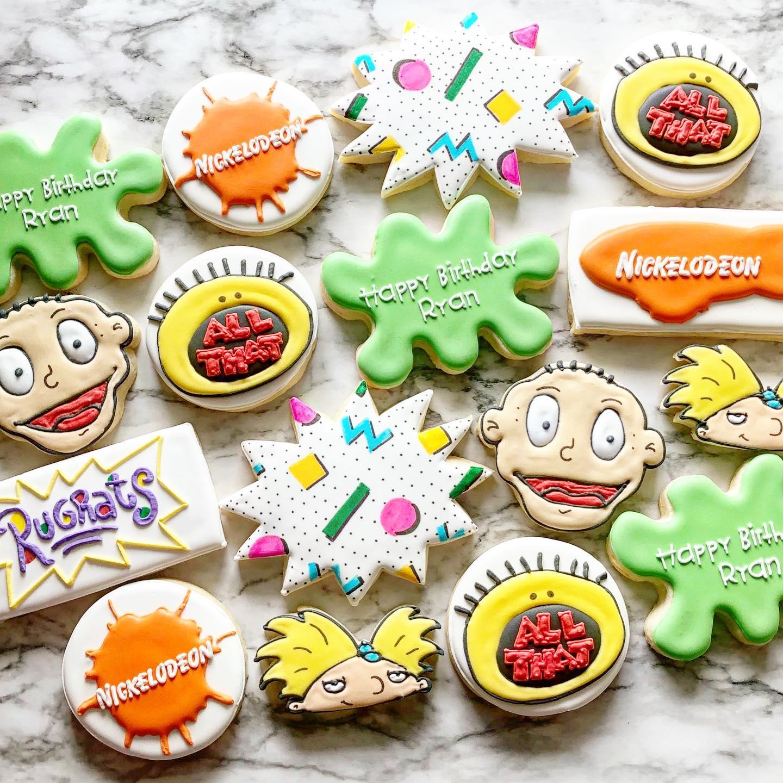 Order Custom Sugar Cookies From Sugar Heart Bakery