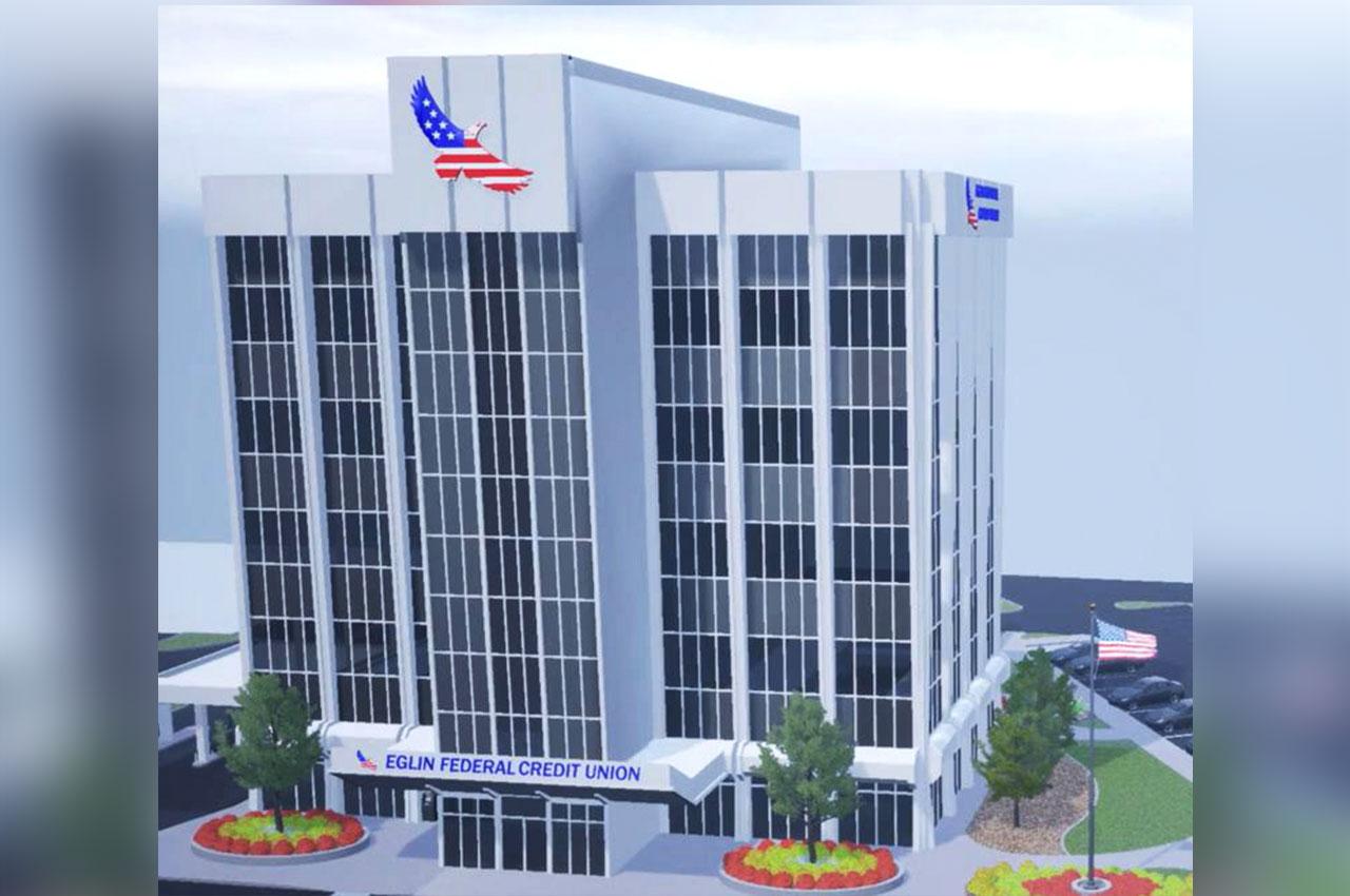 Eglin Federal Credit Union Renovations