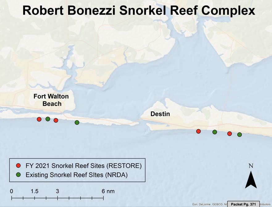 Robert Bonezzi Snorkel Reef Complex