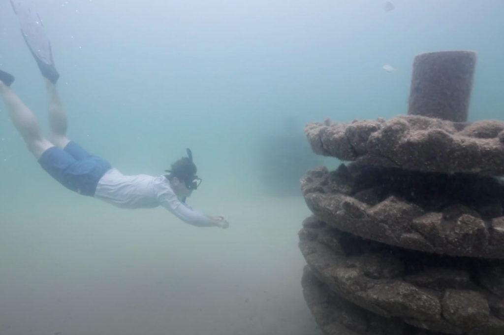Okaloosa Snorkel Reefs